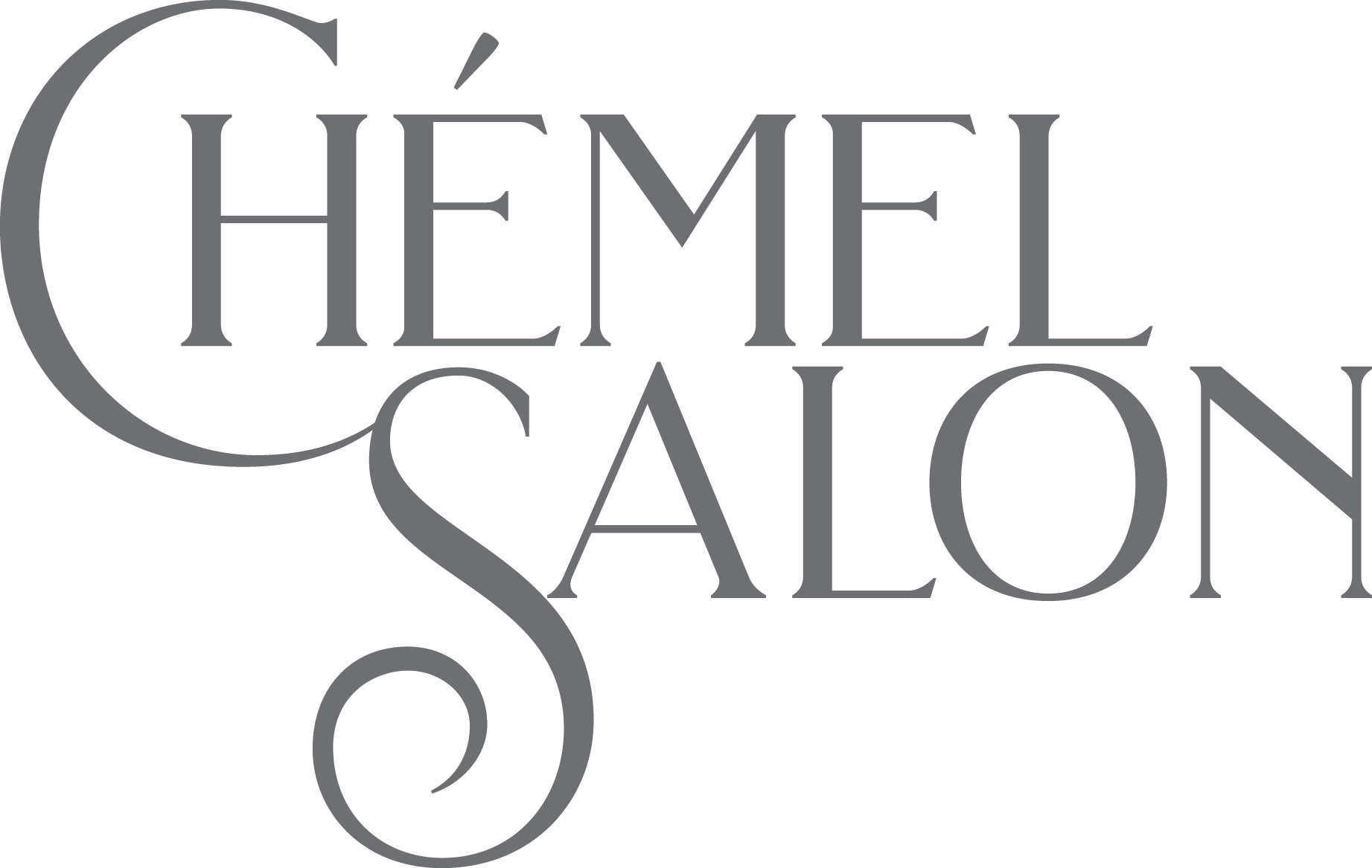 Chemel Salon logo